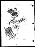 Diagram for 05 - Shelves And Support