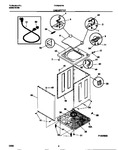 Diagram for 02 - Cabinet/top