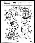 Diagram for 05 - Tub And Water Inlet