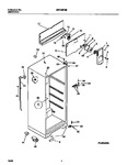 Diagram for 03 - Cabinet, Fan Assembly