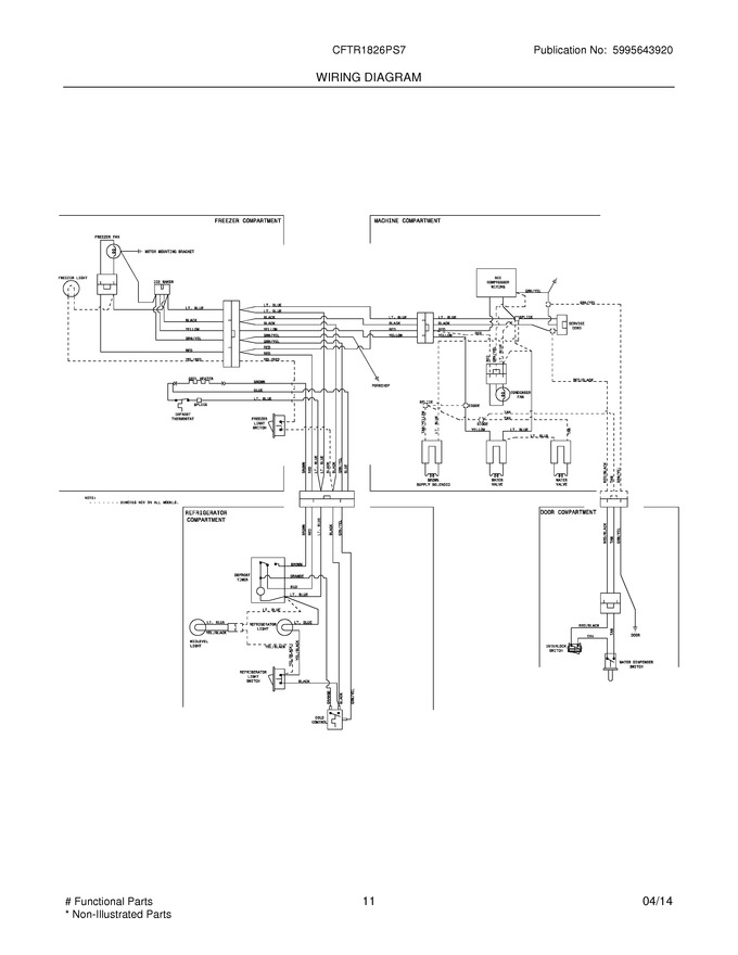 Diagram for CFTR1826PS7
