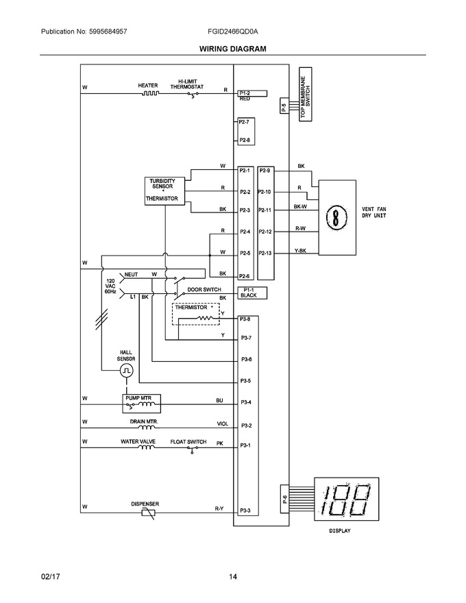 Diagram for FGID2466QD0A