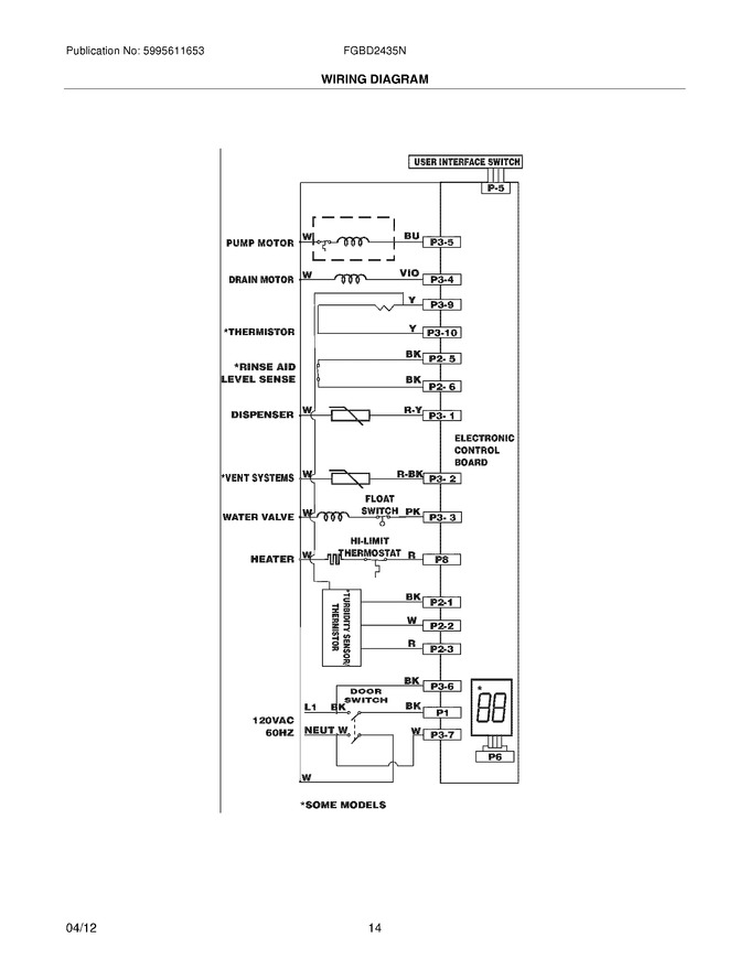 Diagram for FGBD2435NB0A