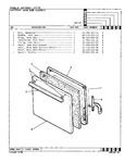 Diagram for 03 - Oven Door Assembly