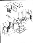Diagram for 02 - Room Air Conditioner Chasis