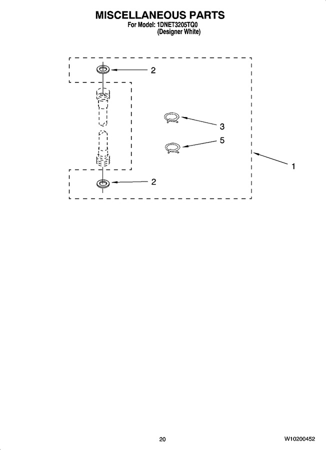 Diagram for 1DNET3205TQ0