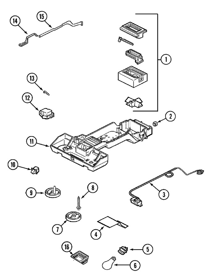 Diagram for PTB2454GRQ