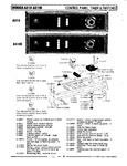Diagram for 04 - Control Panel,timer & Switches