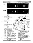 Diagram for 05 - Control Panel,timer & Switches