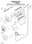 Diagram for 12 - Icemaker Parts