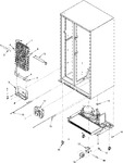 Diagram for 07 - Evaporator Assy And Rollers