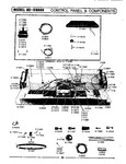 Diagram for 03 - Control Panel & Components