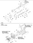 Diagram for 08 - Ice Bucket Auger & Ice Maker Parts