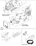 Diagram for 04 - Ice Maker Assy & Parts