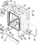 Diagram for 04 - Outer Tub
