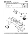 Diagram for 05 - Control Panel (ldg8410aal,aaw,abl,abw)