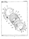 Diagram for 19 - Tumbler (lse9900acl,acw,adl,adw)