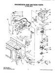 Diagram for 03 - Magnetron Assembly
