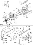 Diagram for 05 - Ice Maker Assy And Parts