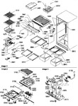 Diagram for 06 - Interior Cabinet And Drain Block Assy