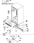 Diagram for 07 - Ladders, Lower Cabinet And Rollers