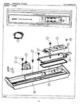 Diagram for 02 - Control Panel (wu884)