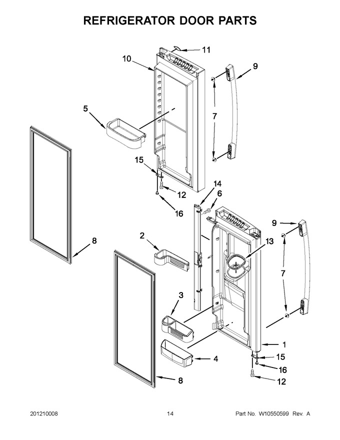 Diagram for 5MFI267AA000