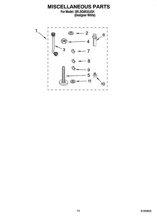 Diagram for 3RLSQ8533JQ4