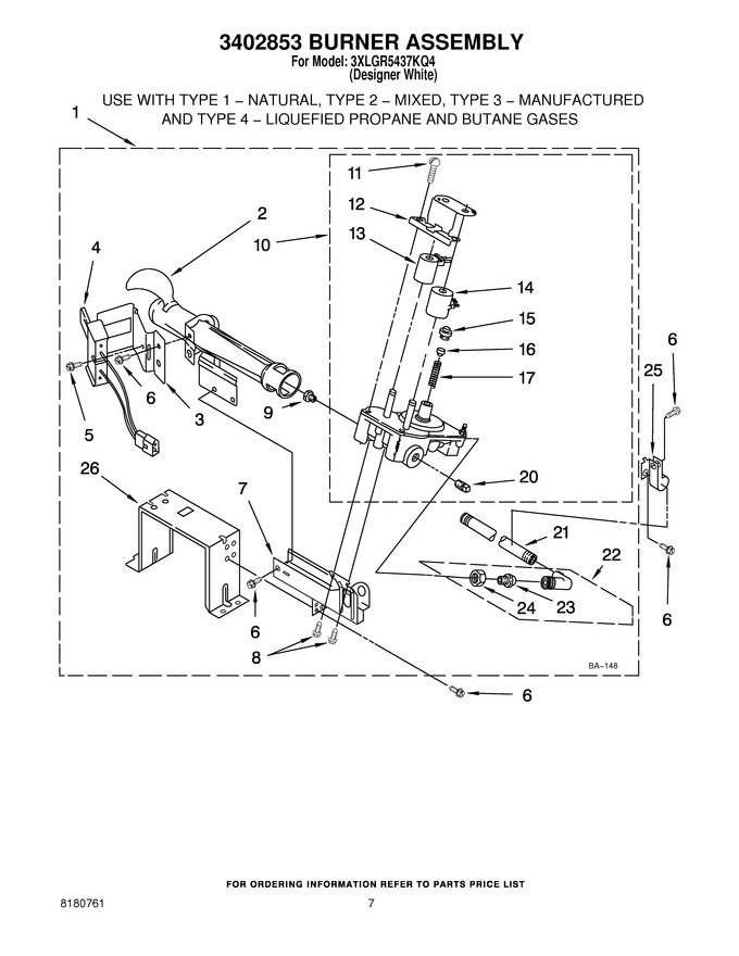 Diagram for 3XLGR5437KQ4