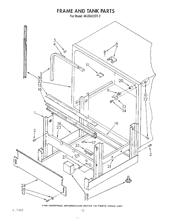 Diagram for 4KUDA220T2