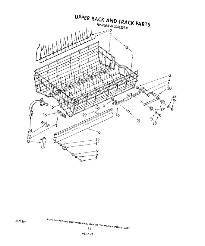 Diagram for 4KUDS220T0