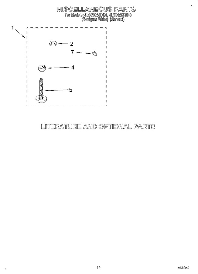 Diagram for 4LSC9255DN0