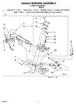 Diagram for 04 - 3402844 Burner Assembly