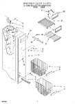 Diagram for 04 - Freezer Liner