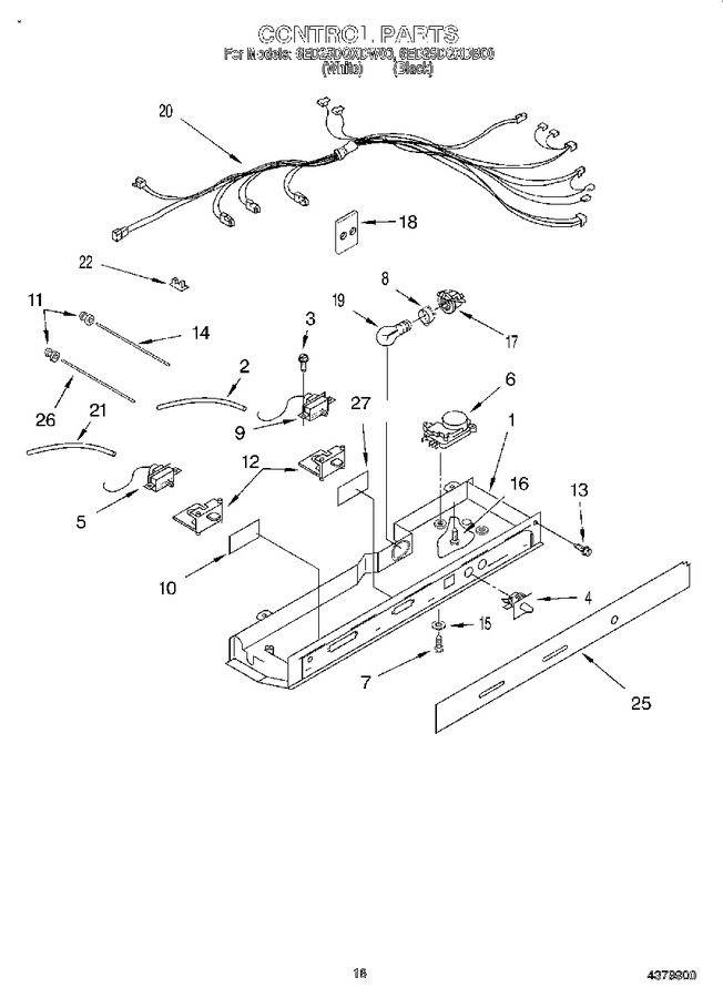 Diagram for 6ED25DQXDB00