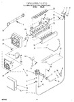 Diagram for 12 - Icemaker, Lit/optional