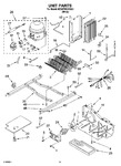 Diagram for 09 - Unit Parts, Parts Not Illustrated