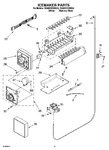 Diagram for 12 - Icemaker Parts, Parts Not Illustrated