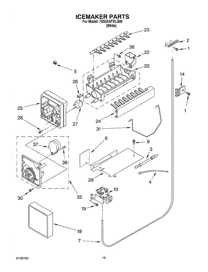 Diagram for 7SS25AFXLQ00