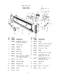 Diagram for 02 - :bmodel 8561-l40, Console Panel