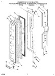 Diagram for 04 - Freezer Door
