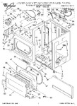 Diagram for 01 - Lower Cabinet And Front Panel
