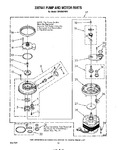 Diagram for 07 - 3367441 Pump And Motor