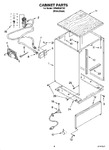 Diagram for 07 - Cabinet Parts, Optional Parts (not Included)