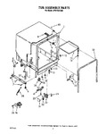 Diagram for 04 - Tub Assembly