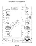 Diagram for 06 - 3367443 Pump And Motor