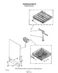 Diagram for 04 - Dishrack