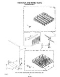 Diagram for 04 - Dishrack And Panel