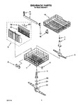 Diagram for 06 - Dishrack, Lit/optional