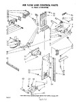 Diagram for 05 - Air Flow And Control , Lit/optional